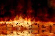 Le séjour des mort qui accueille les pécheurs