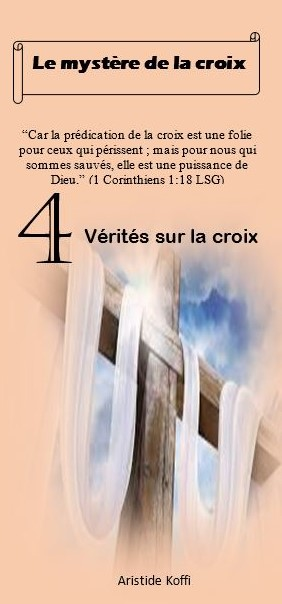 Brochure 4 truths about the cross