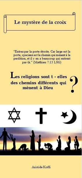 Brochure midod les religions sont t elles des