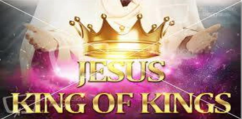 Jesus roi des rois