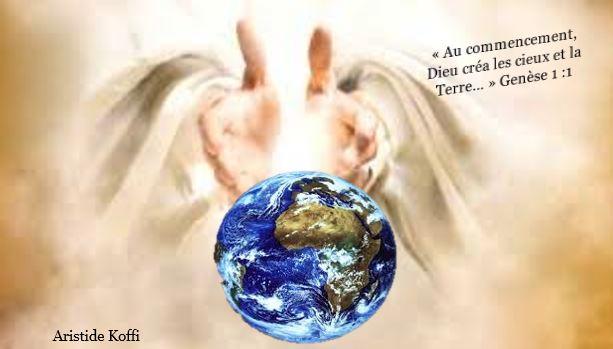 La terre entre les main de dieu