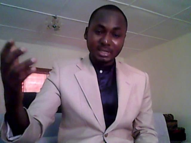Pastor Aristide Koffi